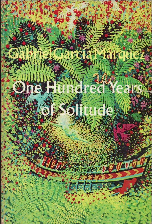 Cien años of solitude - literatura