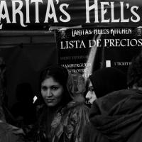 Larita´s Hell´s Kitchen. Festival del Diablo 2015/Foto de Humberto Manrique.