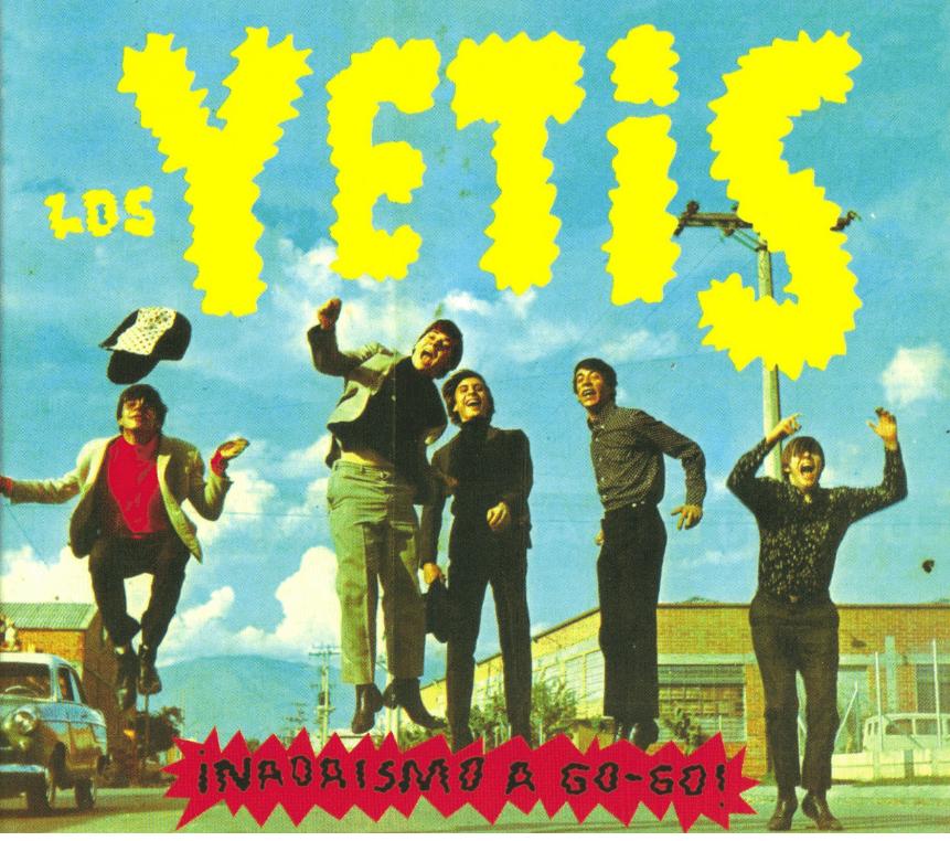 Juancho, el Yeti con J - musica