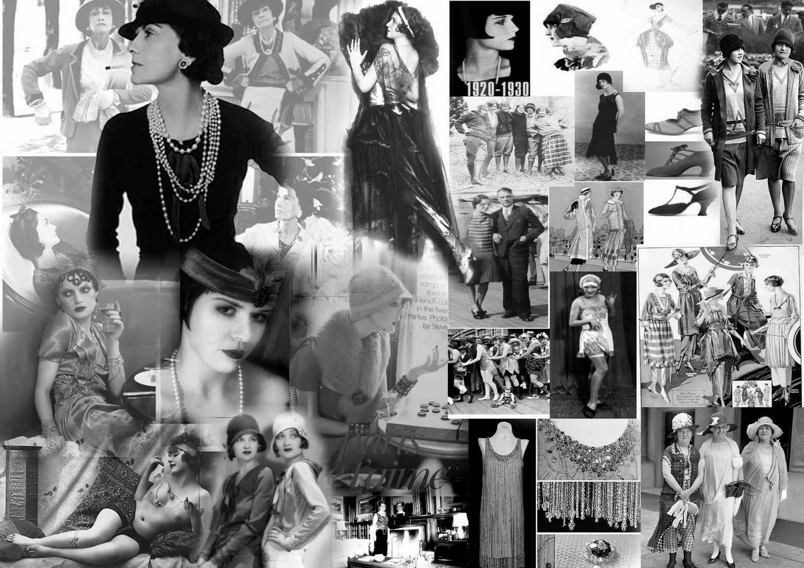 Moda y revolución: estilos que dejaron huella en el siglo XX (primera parte) - moda