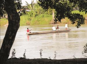 Un río fluye en la Fiesta del Libro - literatura