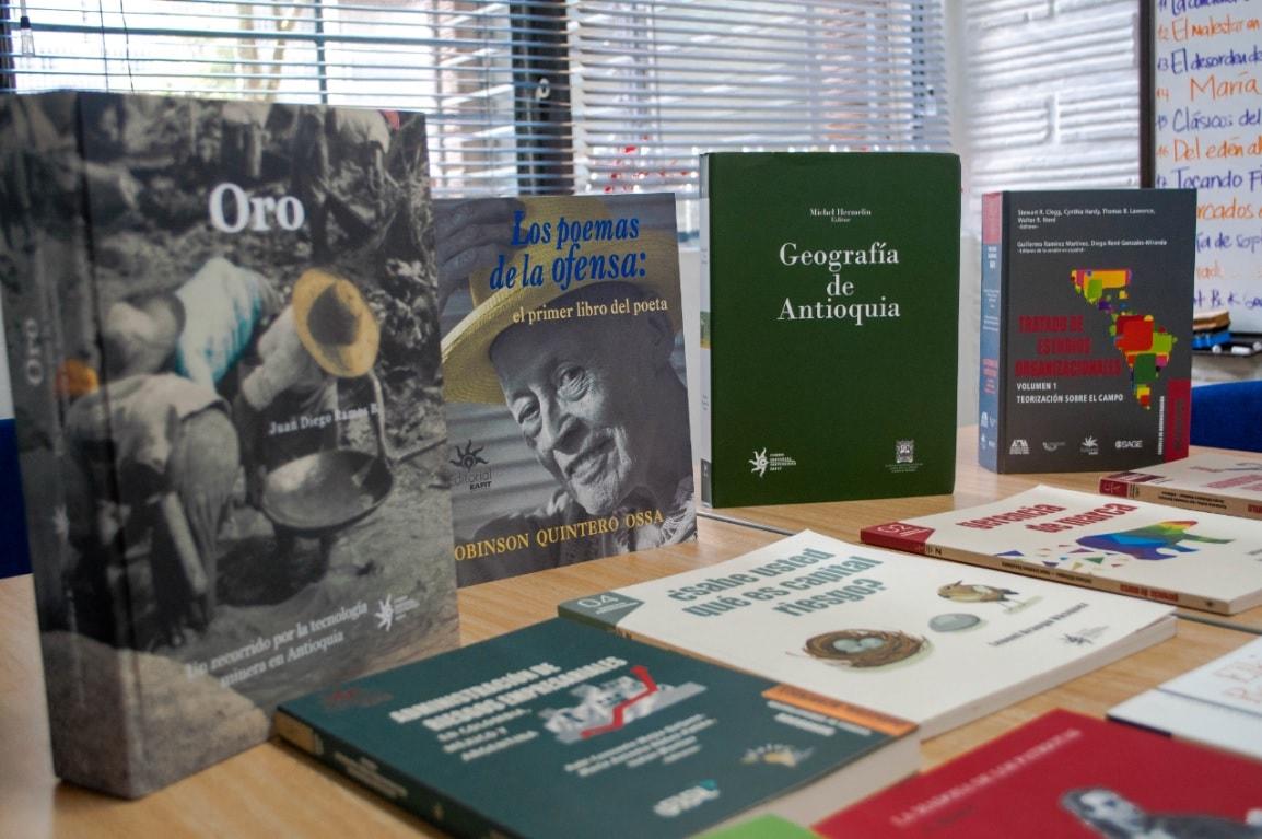 Editorial EAFIT, 20 años de historias y calidad - literatura