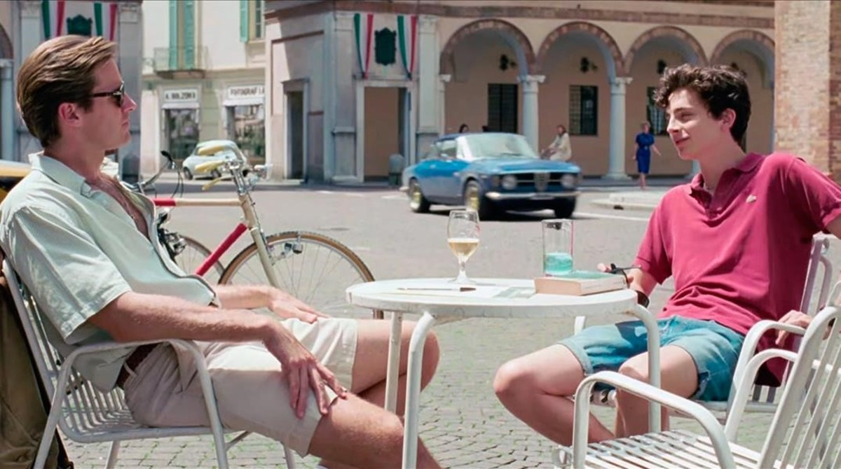 Call Me by Your Name, más que un film rosa - cine