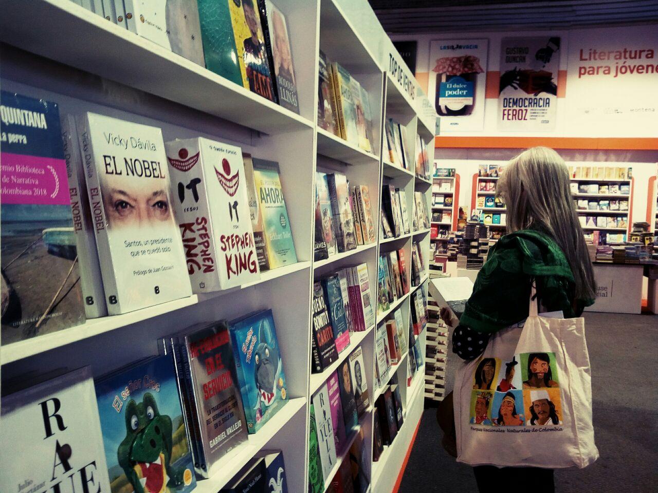 Las mujeres de la FILBo 2018 - literatura
