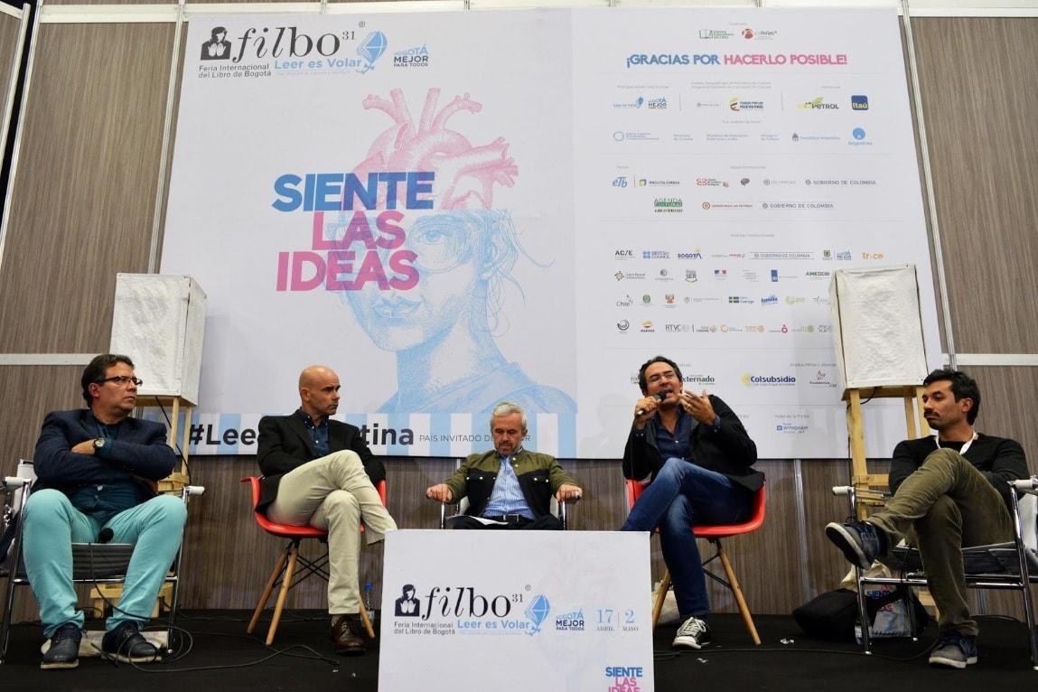 Literatura y el fútbol: hablando sobre cultura y pasión en la FILBo - filbo