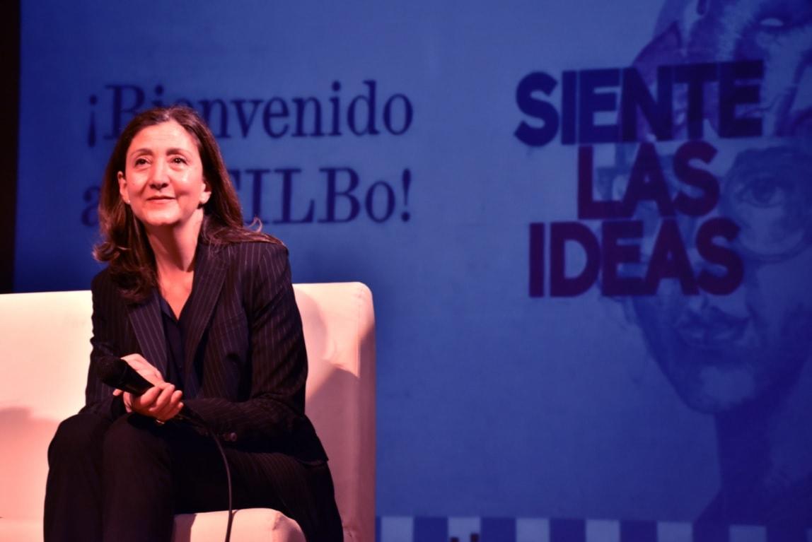 "Ingrid Betancourt en Colombia: ""me he sentido muy en paz"" - Filbo"