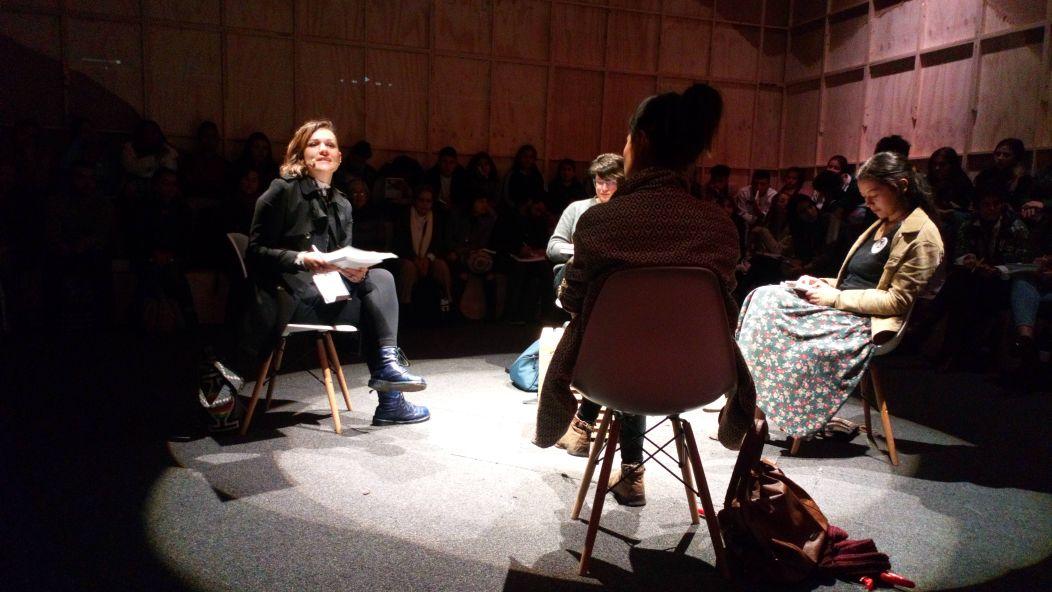 Escribir sobre la violencia: los retos de narrar las historias de la violencia en Colombia - filbo