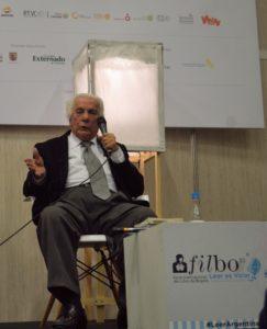 La lucha por una Palestina libre, según Eduardo Kronfly - filbo
