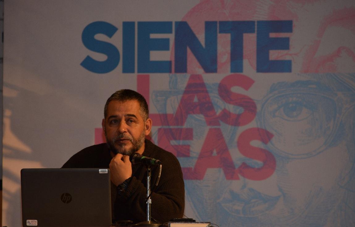 Mario Mendoza se hizo sentir en la FILBo 2018 - Filbo