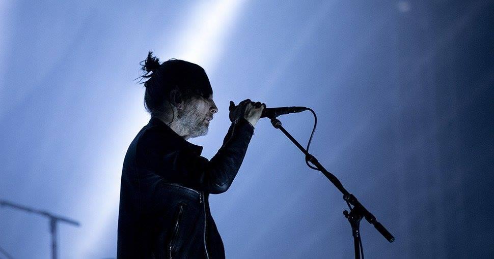Radiohead en primera fila - musica