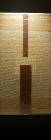 Exposición Vibraciones de la forma, de Álvaro Marín realizada en la Alianza Francesa de Medellín entre el 15 de marco y el 9 de mayo de 2018. Fotografía de Jose Rojo