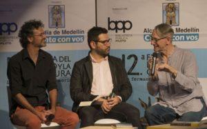 Dos escritores se reinventan en sus viajes - fiesta-libro-cultura-medellin-2018