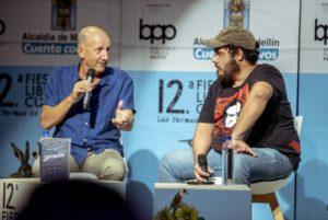 Jonathan Levi celebra su primer libro en español - fiesta-libro-cultura-medellin-2018