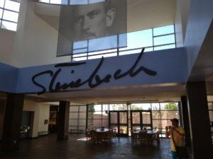 Interior del Centro Nacional Steinbeck