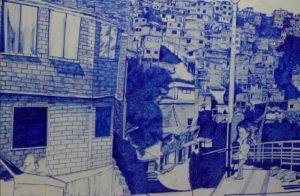 Sara Vélez, una historia de colores - arte