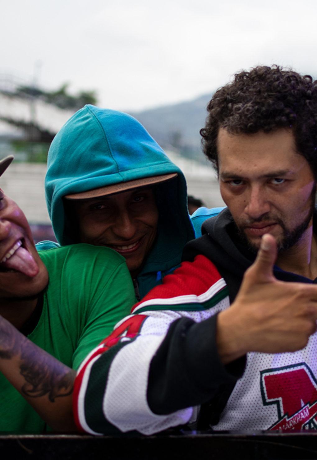 Asistentes al Festival Altavoz. Foto de Alejandro Valencia Carmona.