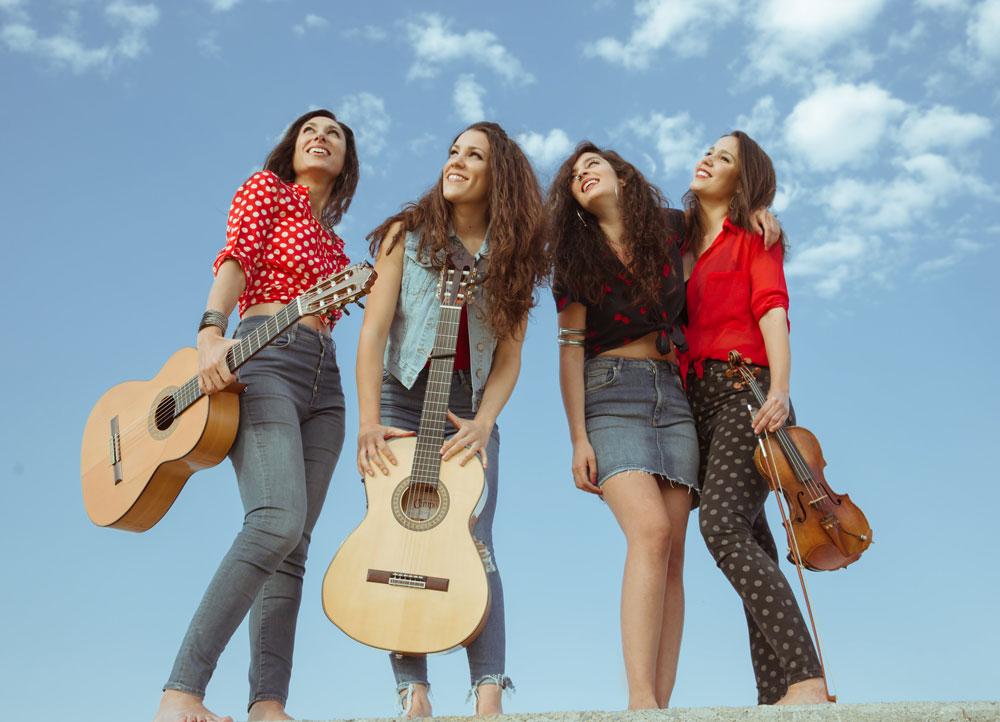 Las Migas: un flamenco experimental y emotivo - Música