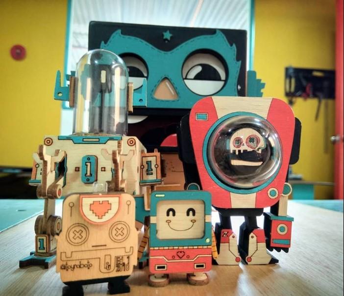 El subversivo arte de los juguetes de diseñador - diseno
