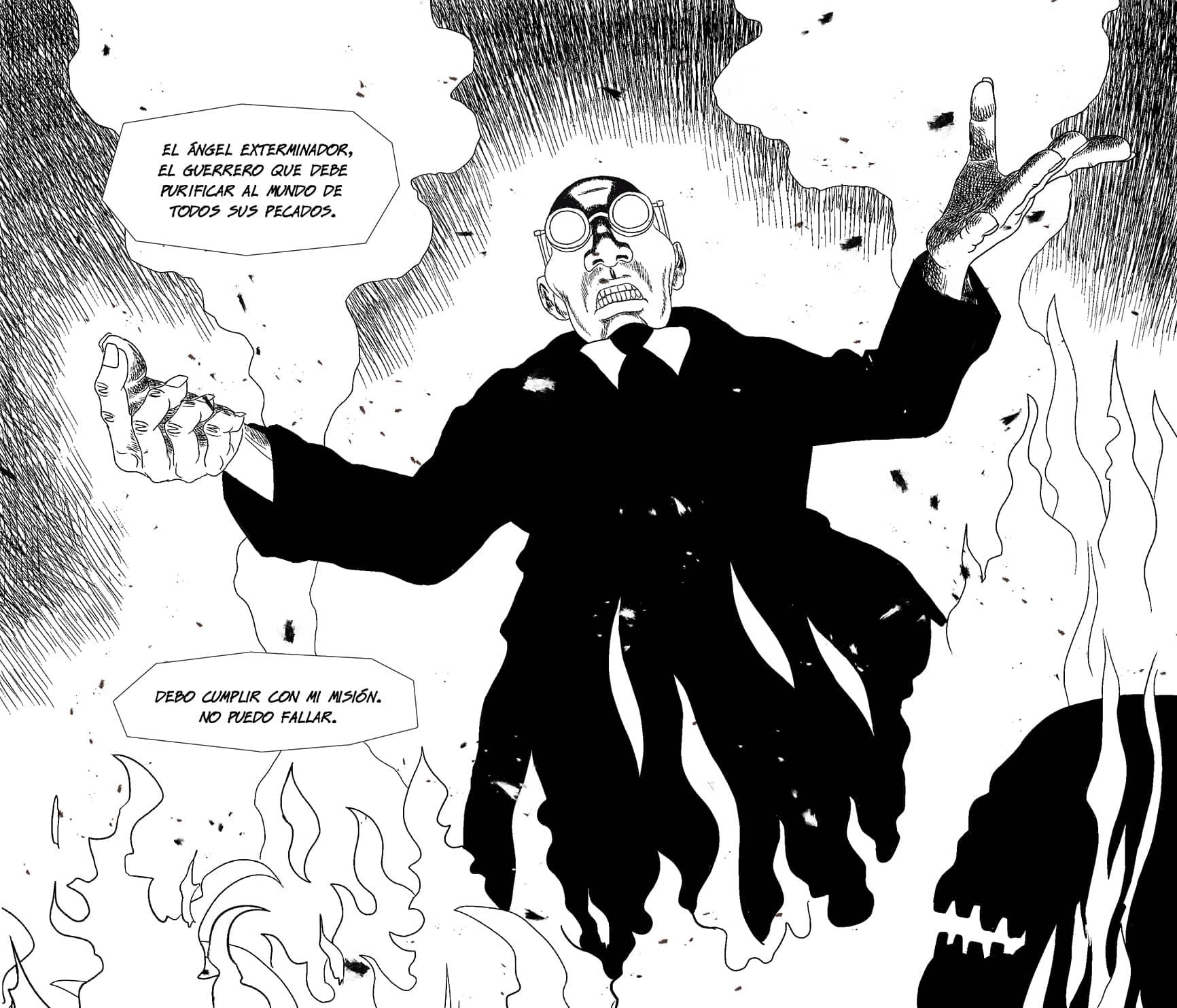 Satanás La Novela Gráfica De Mario Mendoza Y Keco Olano