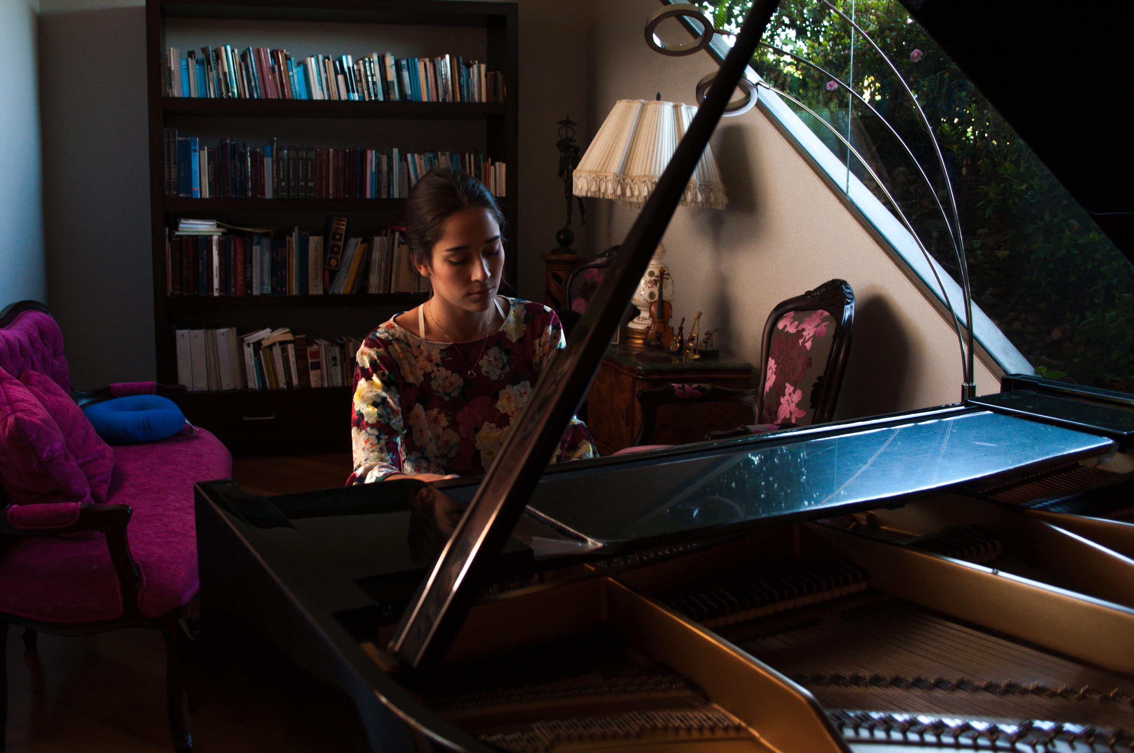 Sofía Bustamante Jaramillo, una pianista en ascenso - musica