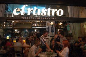 El Rastro en la memoria - gastronomia