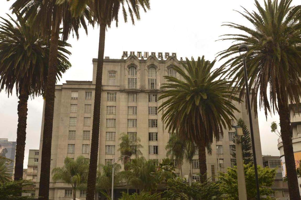 Hotel Nutibara, el eco del olvido - musica