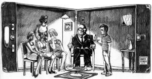 El anfitrión fantasma - literatura