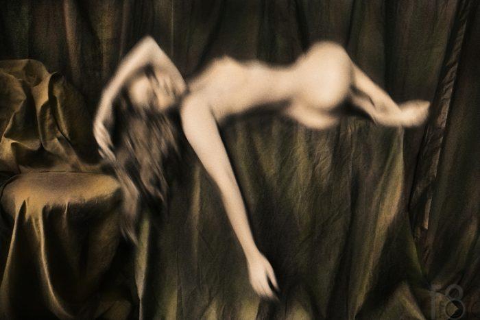 Anonymous de Mónika Herrán: la magia de lo invisible - arte