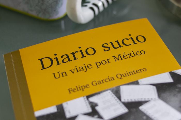 Un viaje por México a través de un diario sucio - Literatura