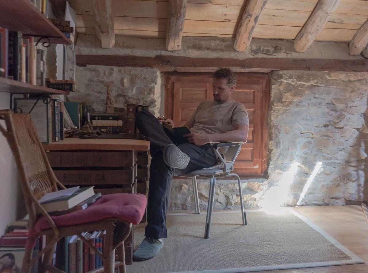 Más de treinta años caminando Tierra Media: Entrevista a Martin Simonson - fiesta-libro-cultura-medellin-2018