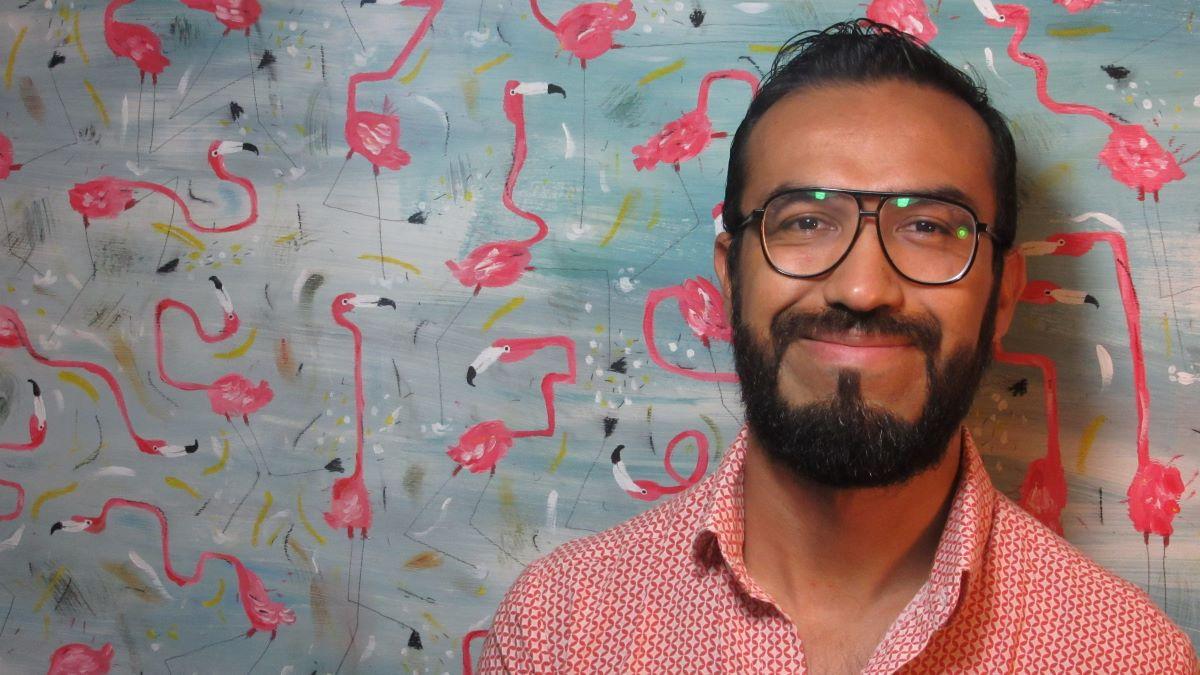 """Dipacho: """"Soy paciente con los libros, les doy tiempo"""" - Fiesta del libro"""