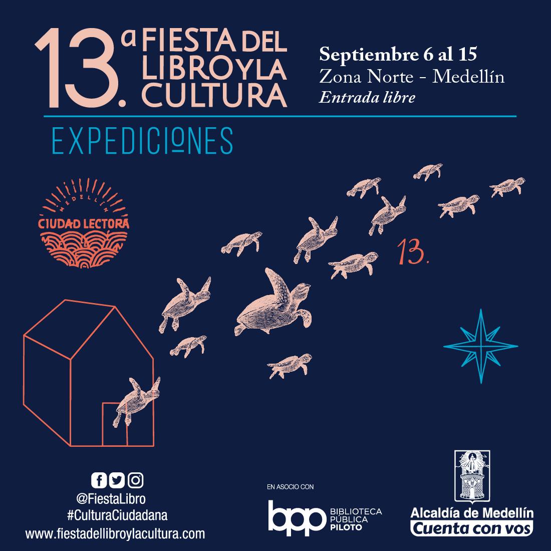 Fiesta del libro - Laterales Magazine