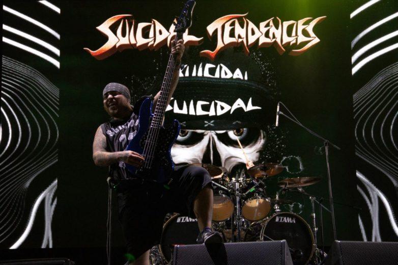 Suicidal Tendencies. Altavoz Fest 2019. Fotografía por Alejandro Valencia Carmona