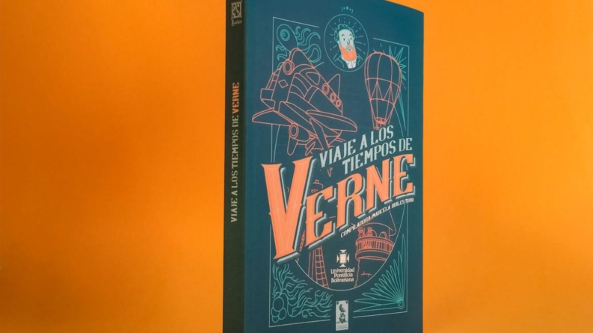 Viaje a los tiempos de Verne - Literatura
