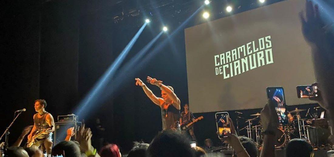 Desde Venezuela llegaron Caramelos de Cianuro a Medellín - Música