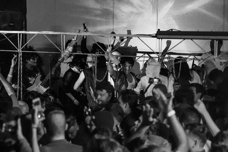 Más allá del confinamiento. El rock de Medellín y sus retos musicales - Música