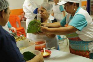 Clases de Cocina Como Acción Social en Casas de la Cultura