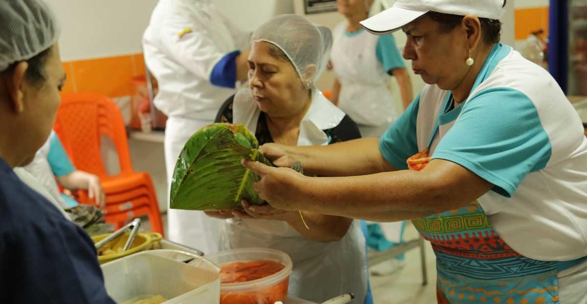 Casa, Cocina y Sociedad - Cocina Como Acción Social