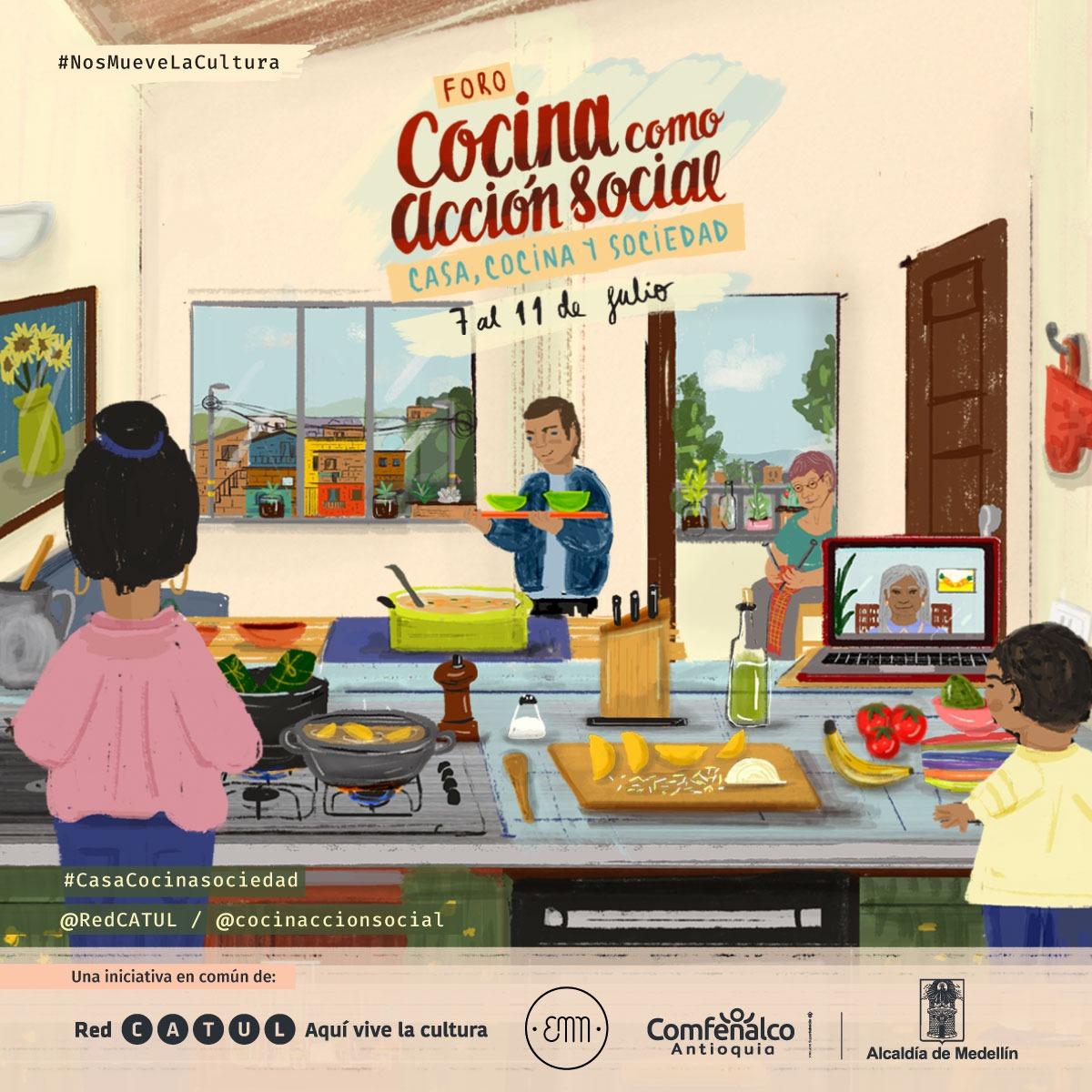 Cocina Como Acción Social - Laterales Magazine