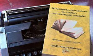 Los secretos de creación de los escritores colombianos: sí hay minas con tanto oro. -