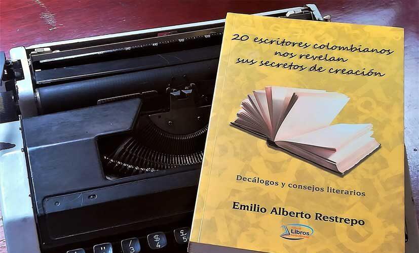 Los secretos de creación de los escritores colombianos: sí hay minas con tanto oro. - Literatura