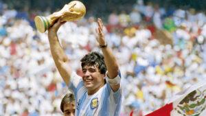 Maradona, el relato de un pueblo - El Cronicario