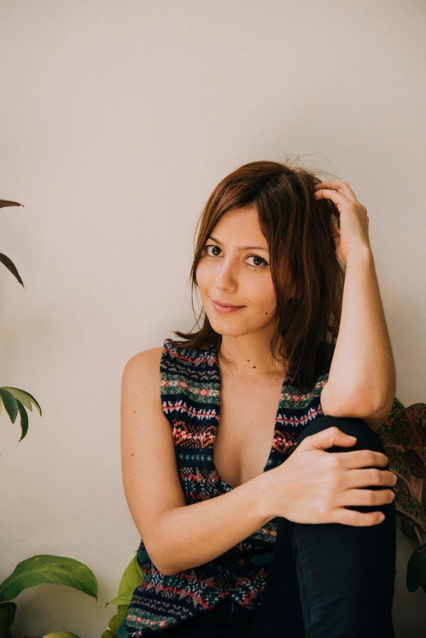 Manuela Gómez. Fotografía de Juno.