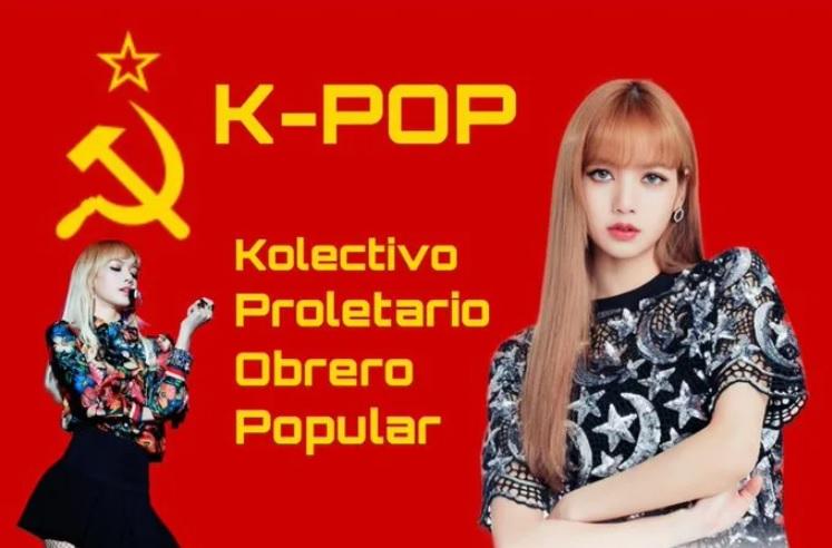 Revolución a ritmo de K-pop - musica